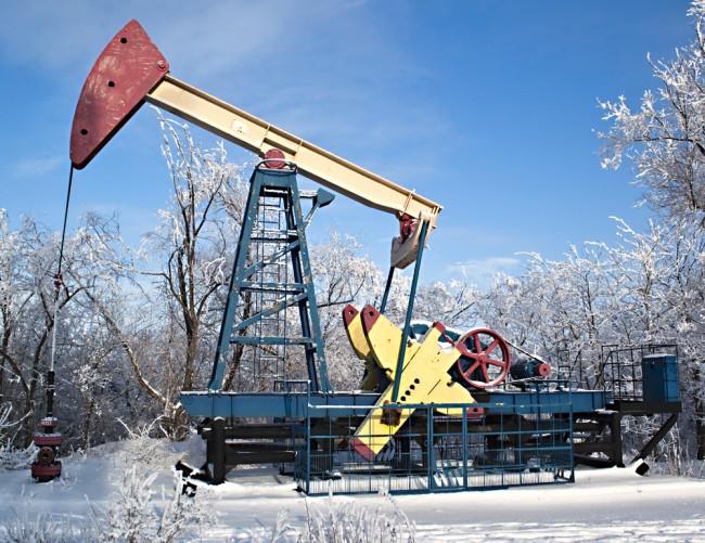 oil in russia