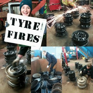 Tyre Fires 3