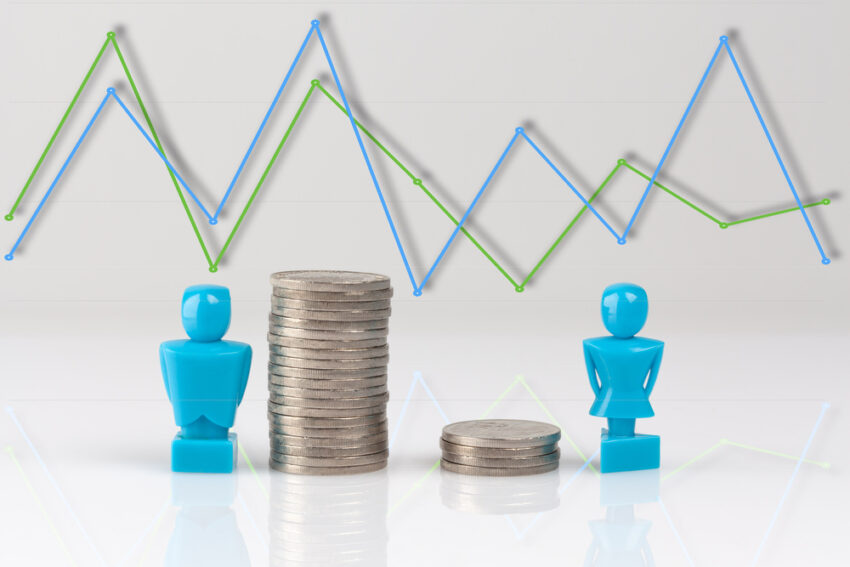 Inherent gender bias root of pay and progression gaps in finance