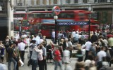 Consumer confidence in UK at lowest level in 15 months