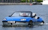 Gibbs' unveils river taxis with a difference on the Thames