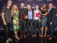 Virgin Media Business #VOOM 2016 Live Finale at ITV Studios, London, Britain on 28 June 2016.