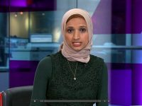 Journalist Fatima Manji, presented the Channel 4 News coverage of the Bastille Day massacre in Nice wearing a headscarf
