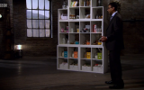 Dragons' Den: Low pitch to high pitch