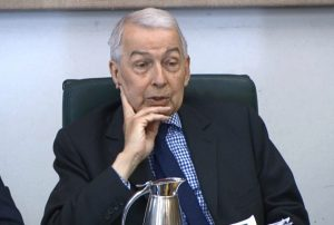Frank Field BHS pensions row