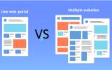 E-commerce tips: One web-portal oг multiple websites?