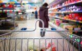 Warm weather boosts supermarket sales