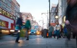 Brexit fails to stop UK shoppers spending as retail sales rise