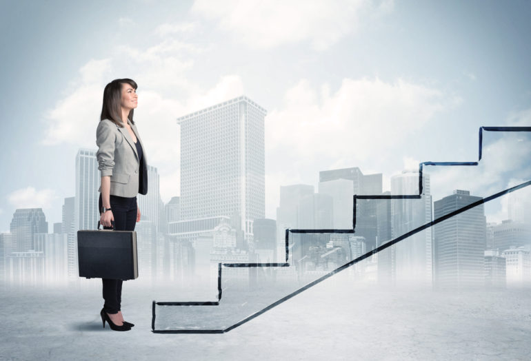Wanting To Move Up Your Career Ladder Five Steps To Success