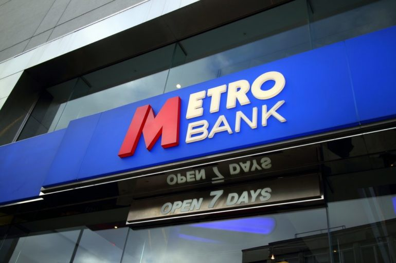 metro bank fundraise