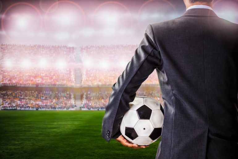 business and football