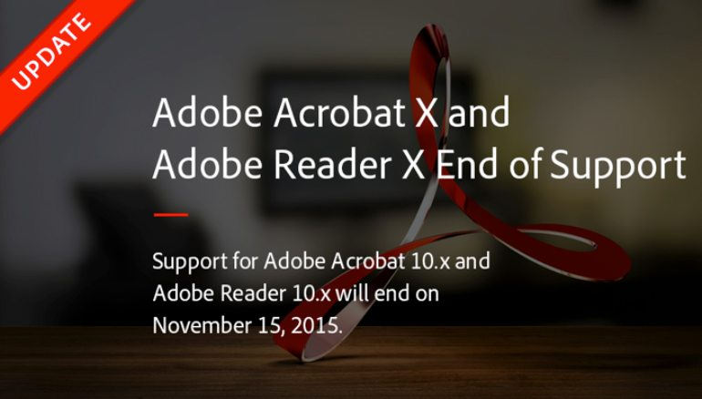 Where do business users go from here? When Adobe ends