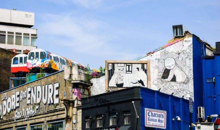 creatives in London