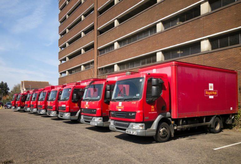Royal Mail post strike