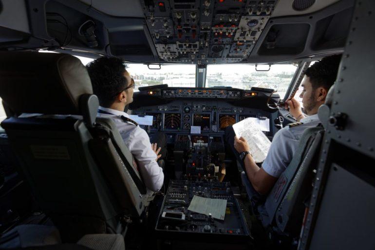 ryanair pilots