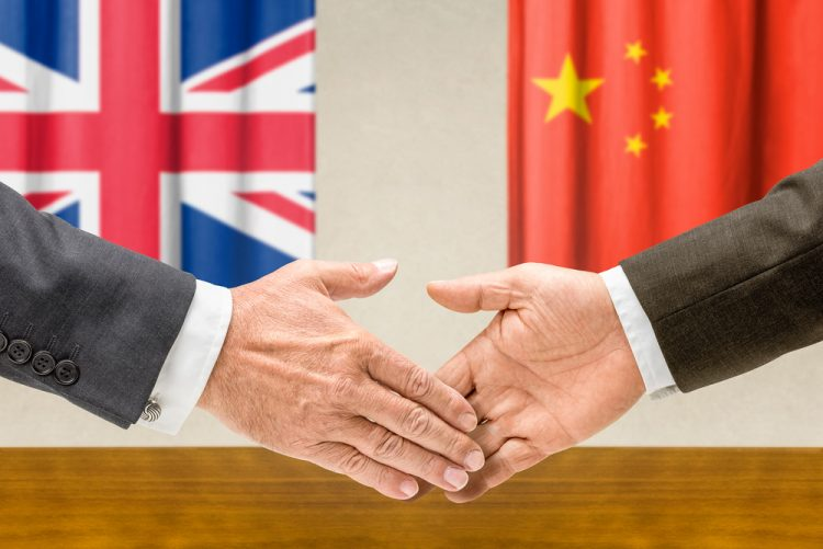 china business post Brexit