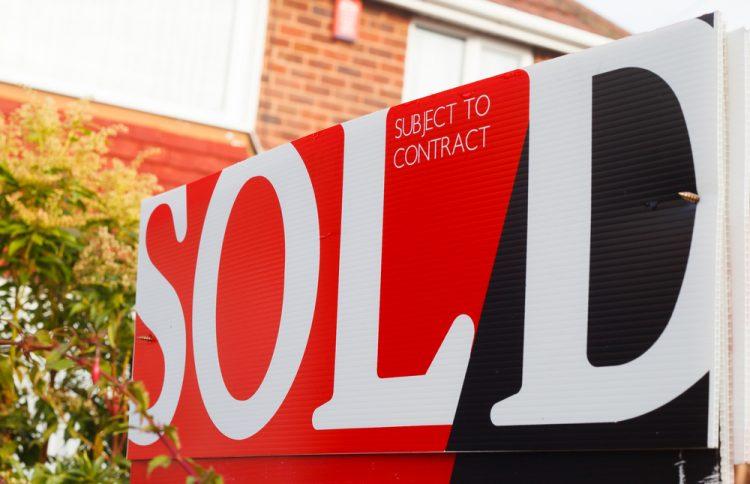 property sales board