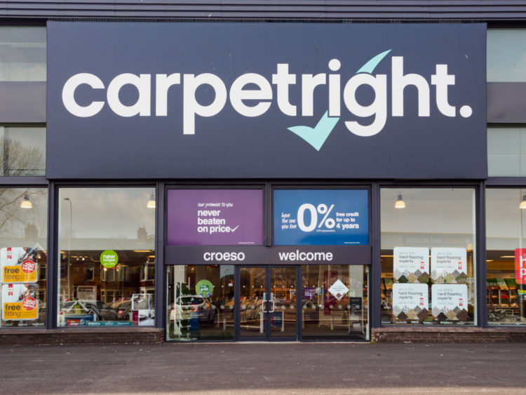 Carpetright rolls over and accepts takeover by largest shareholder