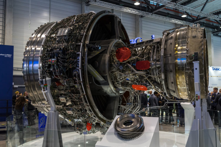 rolls royce aerospace