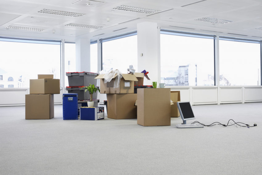 the ultimate office move checklist