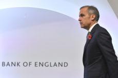 Bank of England Carney