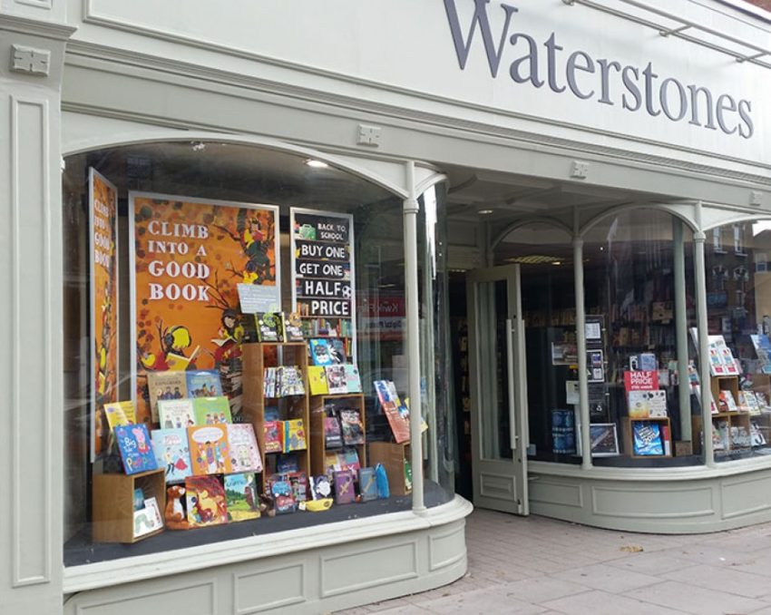 Waterstones petition
