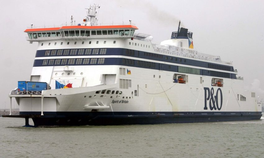 P&O Ferries is seeking almost £33m in damages from the government over its handling of a challenge to ferry contracts under a no-deal Brexit.