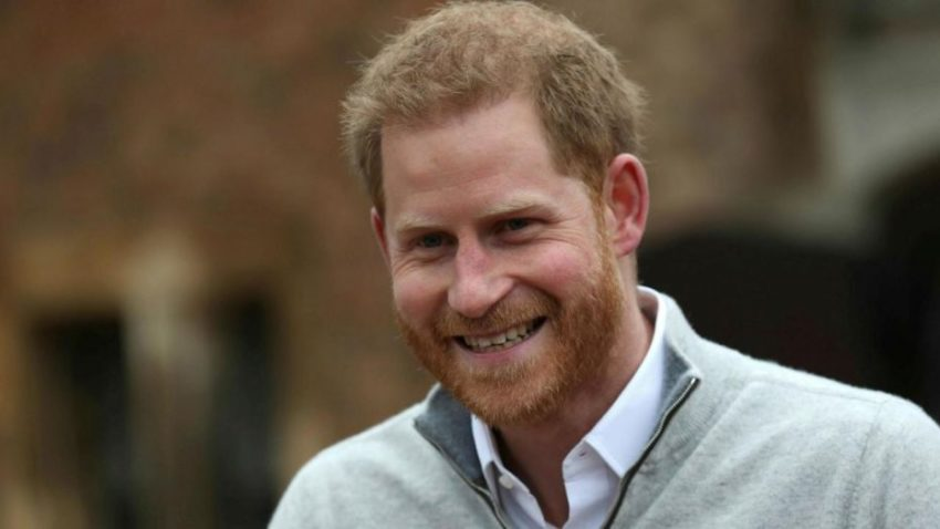 Prince Harry & Megan's baby