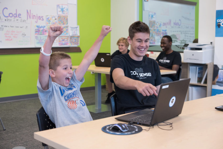 World's fastest growing kid's coding franchise comes to the UK