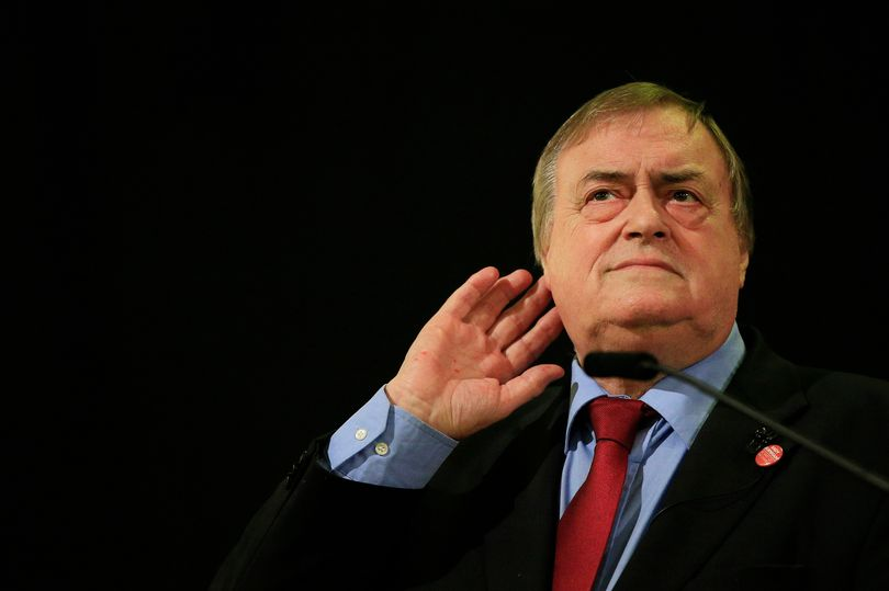 The former deputy prime minister Lord Prescott has suffered a stroke.
