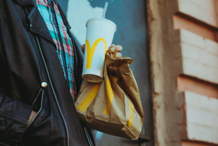 Business advice for the price of a McDonald's meal