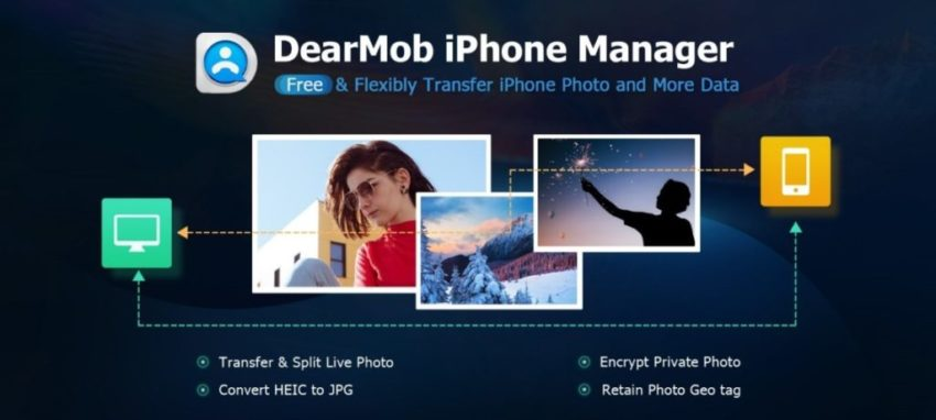 How to save & transfer photos and data from your iPhone without iTunes