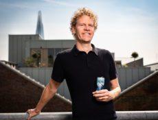 Tenzing Co-founder Zuib Van Bockel, London.