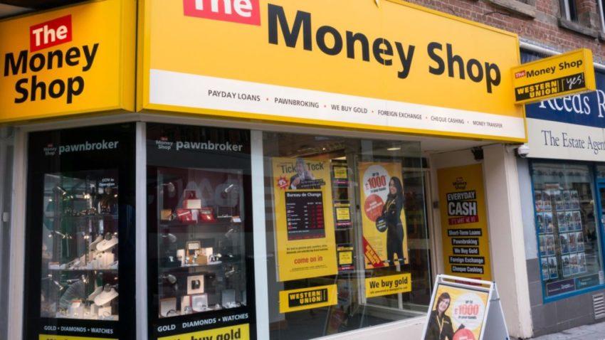 Money Shop