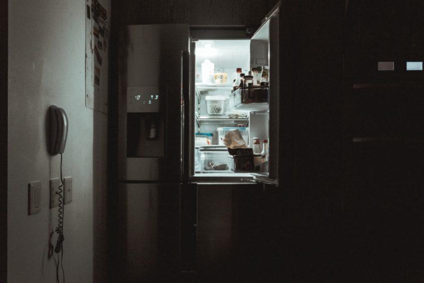 Danger fridge freezers
