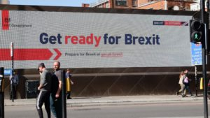 Brexit readiness