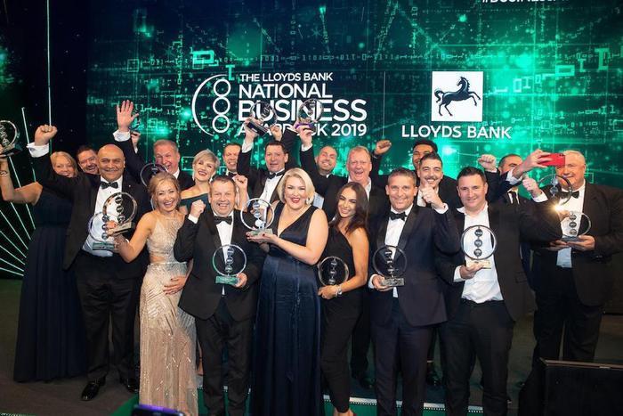 national Business Award winners