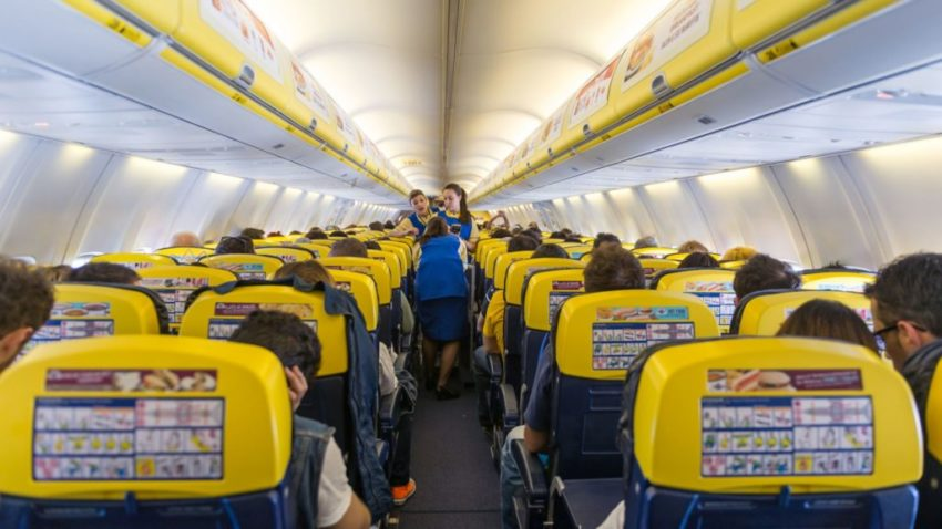 Ryanair dirty planes
