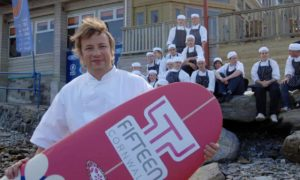 Fifteen Cornwall in Watergate Bay, one of the last outposts of Jamie Oliver's UK restaurant empire, has closed its doors with the loss of 100 jobs.