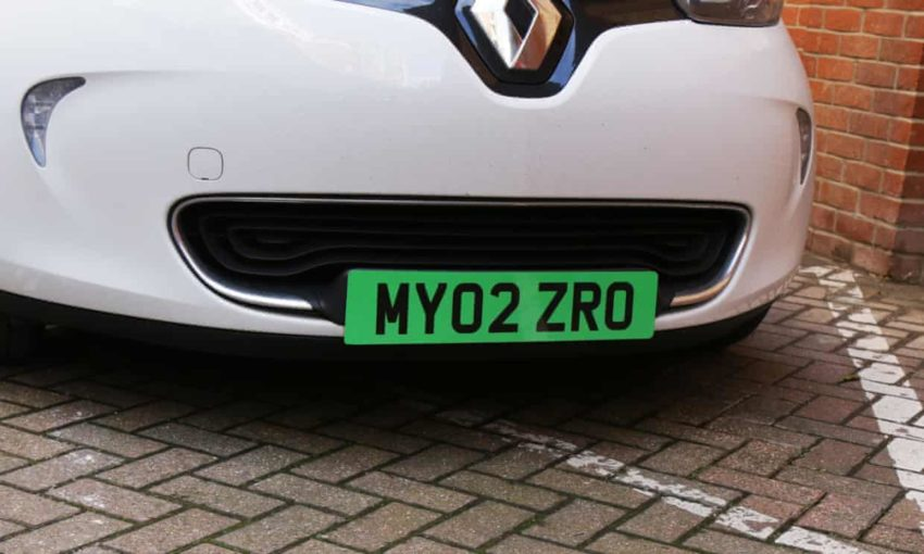 Electric EV Cars