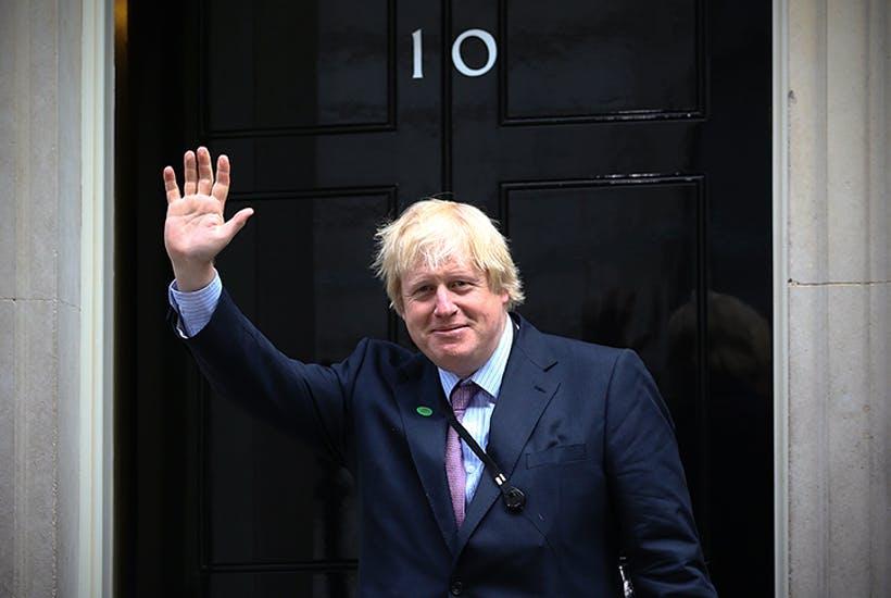 Boris Johnson No10