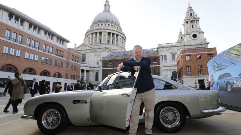 Andy Palmer, Aston Martin Lagonda President and Group CEO