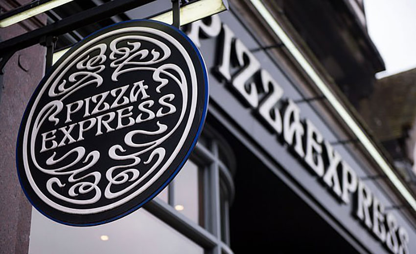Pizza Express may close some restaurants as it battles to secure future