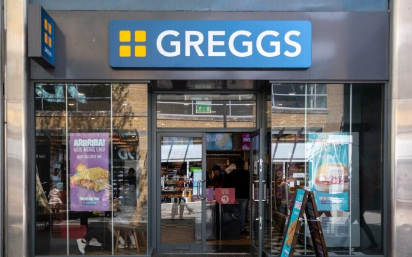 Greggs to reopen 800 stores from mid-June after 'robust trials' in North East as coronavirus restrictions are eased