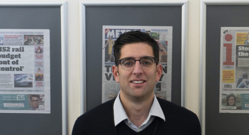 Sergio Weingarten, CEO, Low Cost Glasses