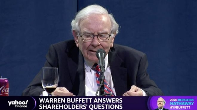 Warren Buffett sells all his shares in US airlines after $50BN loss