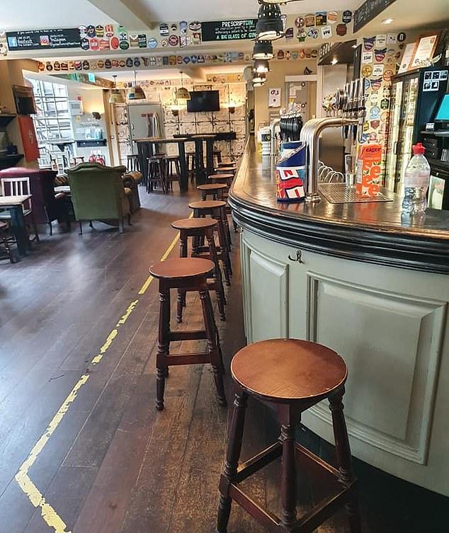 Guernsey Pub