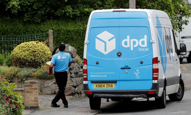 DPD and Kingfisher set to hire 7,500 UK staff as online shopping soars