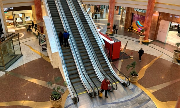 Intu Properties, one of Britain's largest shopping centre owners appoints KPMG as administrator