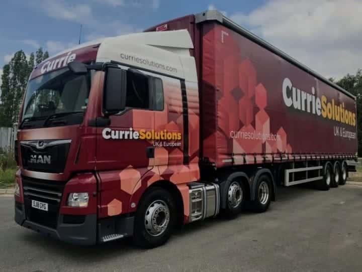 Curries haulage